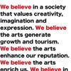 The National Campaign For The Arts