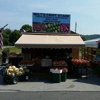 Wilt's Fruit Stand
