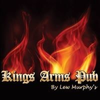 Kings Arms Pub by Lew Murphy's