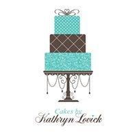 Cakes by Kathryn Lovick
