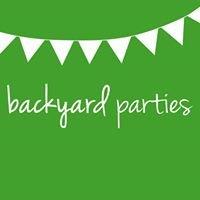 Backyard Parties Ltd