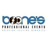 Boone's Professional Events