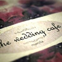 The Wedding Cafe Manila