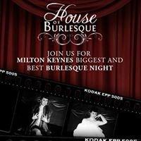 House of Burlesque WonderWorld MK