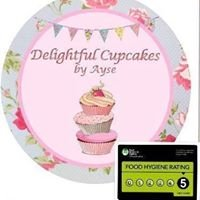 Delightful cupcakes by Ayse