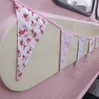 Lady Bedford Vintage Ice Cream Van
