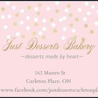 Just Desserts Bakery