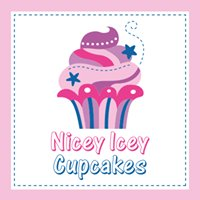 Nicey Icey Cupcakes