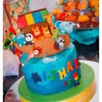 Bakeart - custom cakes
