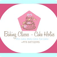 Baking Classes Bahrain - Cake holics