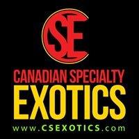 Canadian Specialty Exotics Ltd