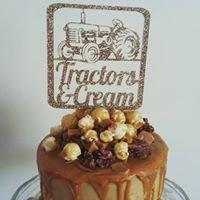 Tractors & Cream - Celebration Cakes