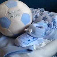The Curious Cake Company - Nappy and Towel Cakes.