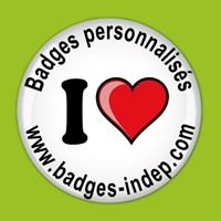 Indep - Badges personnalisés