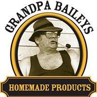 Grandpa Baileys Homemade Products