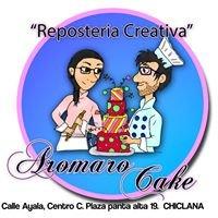 Aromaro cakes.
