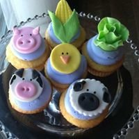 Violets Custom Cakes