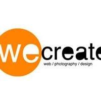 We Create [design, photography, web]