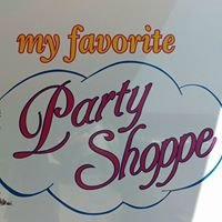 My Favorite Party Shoppe