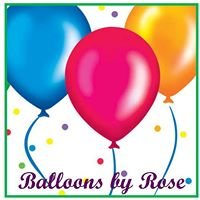 Balloons By Rose