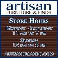 Artisan Furniture - Orlando