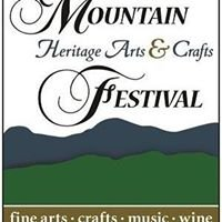 Mountain Heritage Arts & Crafts Festivals