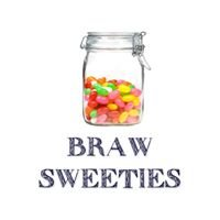Braw Sweeties candy carts and gifts