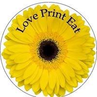 Love Print Eat