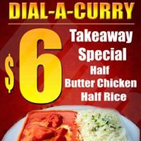 DIAL A CURRY at Indian Kitchen Howick