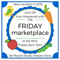 Friday Marketplace at the MCC