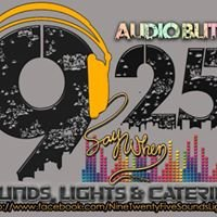 9/25 Sounds, Lights & catering Equipment