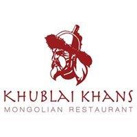 Khublai Khan Edinburgh