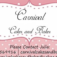 Carnival Cakes and Bakes