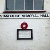 Stambridge Memorial Hall