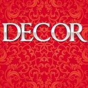 DECOR - Обои, Люстры в Бельцах