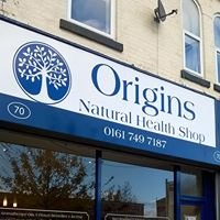 Origins Natural Health Shop