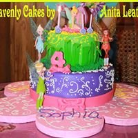 Heavenly Cakes by Anita Leathers