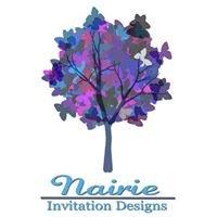 Nairie Invitation Designs