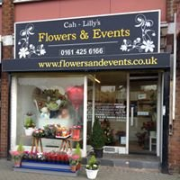Cah-Lilly's Flowers & Events