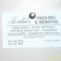 Leslie's Hauling and Removal