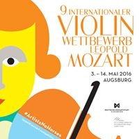 International Violin Competition Leopold Mozart Augsburg