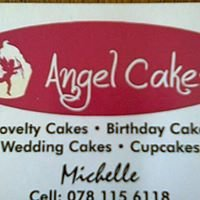Angel Cakes by Michelle