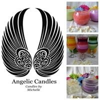 Angelic Candles - Candles by Michelle