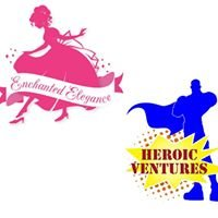 Enchanted Elegance-Heroic Ventures Character Entertainers