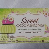Sweet Occasions Bakery