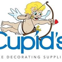 Cupid's Cake Decorations