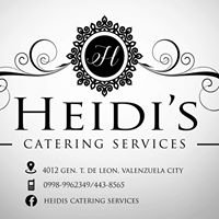 Heidi's catering services