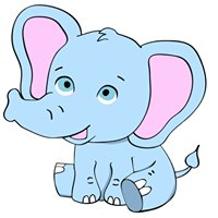 Ethan Elephant & Friends