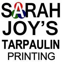 Sarah Joy's Tarpaulin Printing