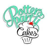 Potters Party Cakes